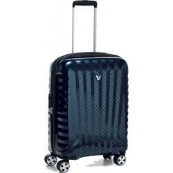 "22"" Domestic Carry-on Spinner Blue/Carbon"