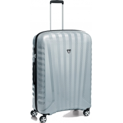 "28"" Spinner Luggage Silver/Carbon"