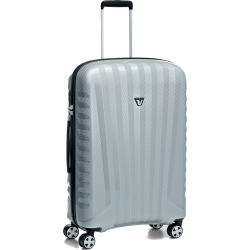 "32"" Spinner Luggage Silver/Carbon"