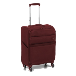 "22"" International Carry-on Spinner Dark Red"