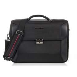 "Briefcase with compartments for PC 15,6"" and Tablet 10"""