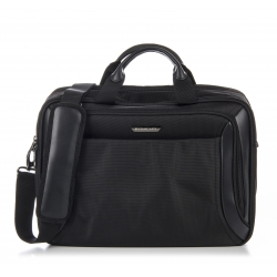 "Expandable bag with compartment for PC 15,6"" and Tablet 10"""
