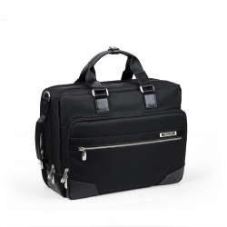 Laptop Bag/Backpack Black