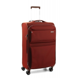 "28"" Expandable Medium Spinner Luggage Blue"