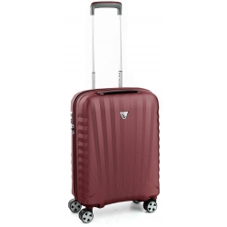 "22"" International Carry-on Spinner Red Burgundy"
