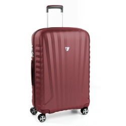 "28"" Spinner Luggage Red Burgundy"