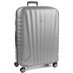 "34"" Spinner Luggage Silver"