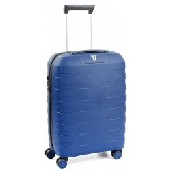 "22"" International Carry-on Spinner Blue Navy"