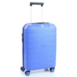 "22"" International Carry-on Spinner Sky Blue"