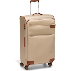"32"" Spinner Luggage Expandable Champagne"