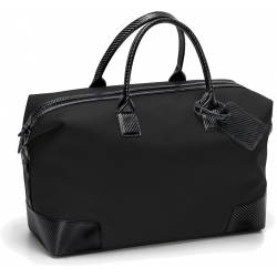 Small Carry-On Duffel Black