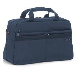 "Expandable Cabin Duffle/Tablet Holder 10"" Navy"