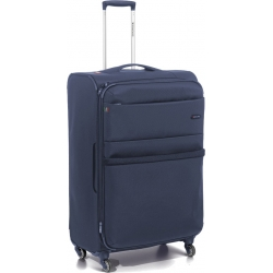 "32"" Spinner Luggage Expandable Navy"