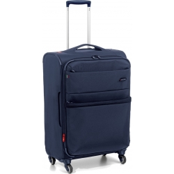 "29"" Expandable Medium Spinner Luggage Navy"